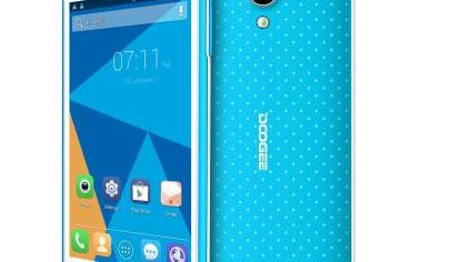 Doogee DG280 smartphone middle class youth