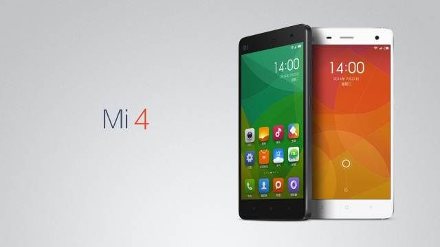 "Xiaomi Mi4 with LTE""international"""