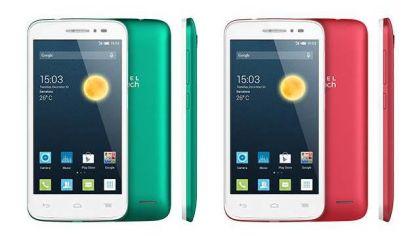 Alcatel Pop 2 new smartphones Dual Sim LTE