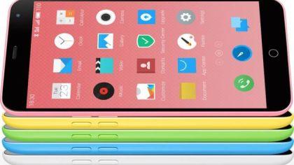 Meizu M1 Mini - version 5 inches