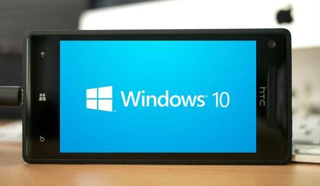 Windows 10 for Phones