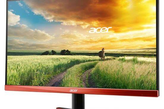 Acer XB270HU and XG270HU: 144 Hz in TN and FreeSync
