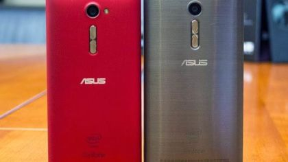 Asus Zenfone 2 - 5.5 inches with 4GB