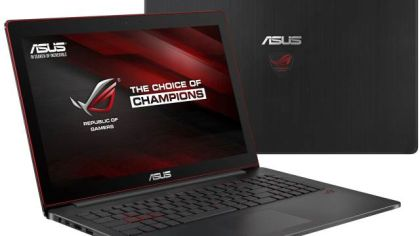 Asus unveils ROG G501 - its first ultra-thin laptop gamer