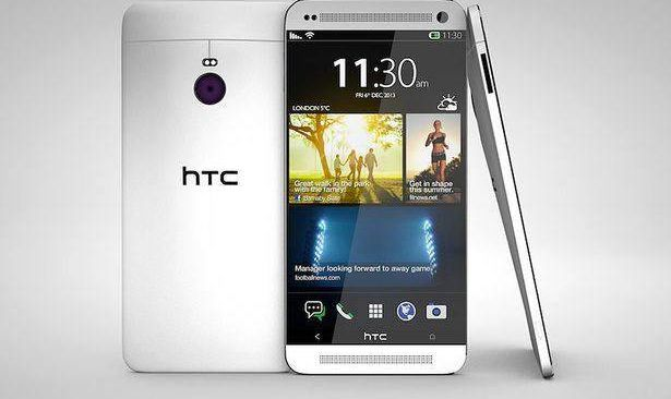 HTC One M9 is shown in the first unboxing | Video