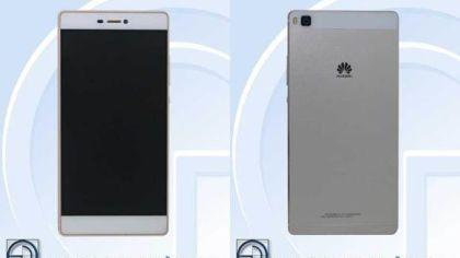 Huawei P8 certified on TENAA in China