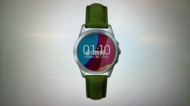Oppo smartwatch, fast charge in just 5 minutes
