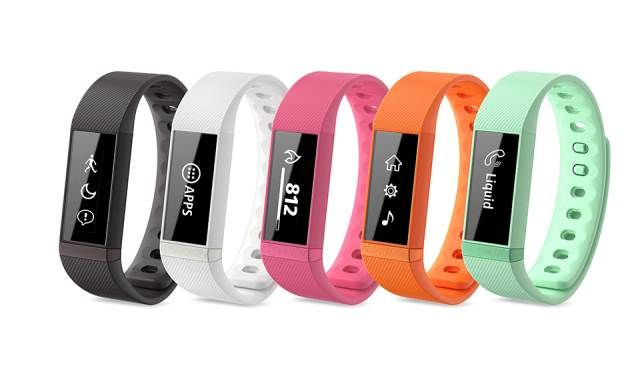 Acer Liquid Leap + intelligent bracelet that connects to any mobile
