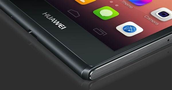 Huawei P8 suggests a large capacity battery