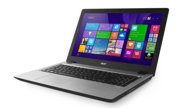 Acer Aspire V15, Aspire E and the economic Aspire ES: announced the new line-up
