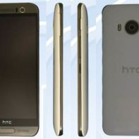 HTC One M9 + certified variant with plastic body