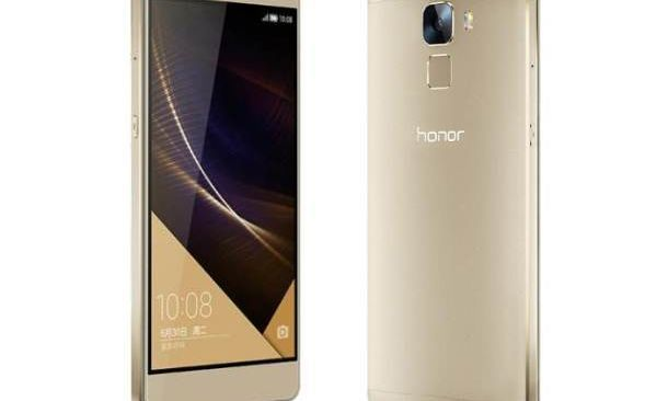 Huawei Honor 7 officially presented: top of the range at a low price