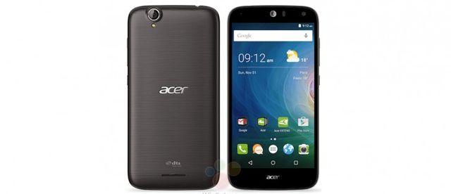 Acer Liquid Z530 and Liquid Z630leak ahead of IFA
