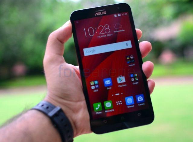Asus Zenfone 2 Laser - smartphone with 13 megapixel camera