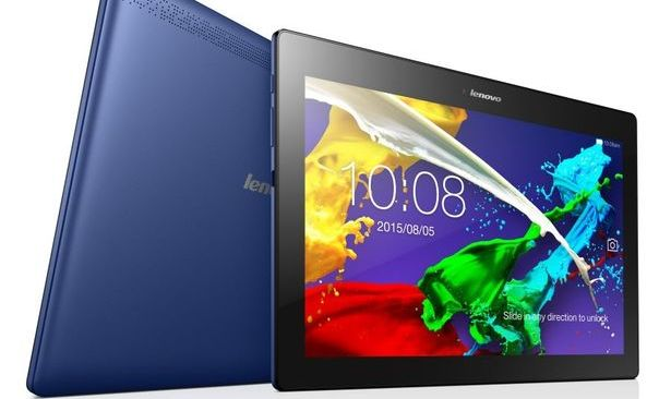 Lenovo Tab2 A10-70F and Tab2 A10-70L - 10-inch Android tablets