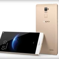 The Oppo R7 Plus has 4,100mAh battery, microSD expansion, all-metal construction