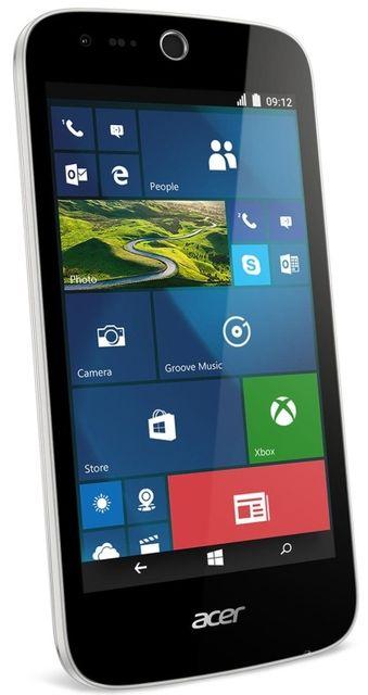 Acer Liquid M330 - new budget Windows 10 Mobile phone