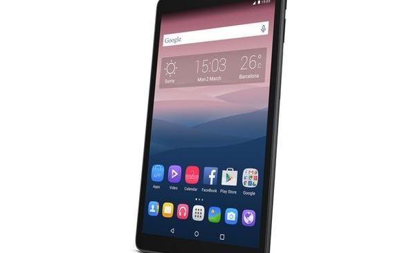 Alcatel Onetouch Pixi 3 - review of the budget tablets