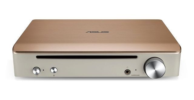 Asus Impresario SBW-S1 Pro - Blu-Ray recorder that plays 3D and 7.1