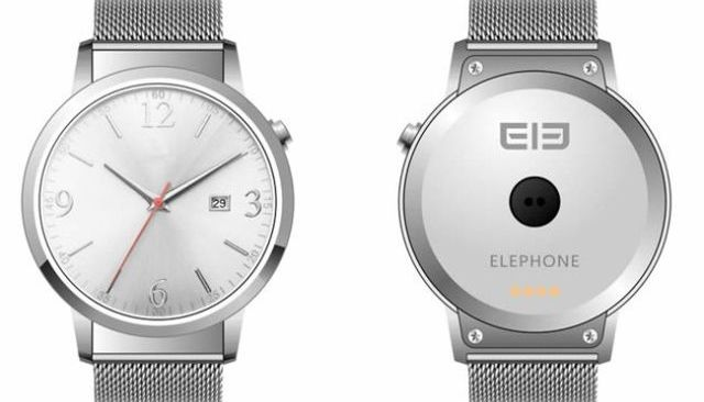 ELE Watch will be the first smartwatch Android Wear of Elephone