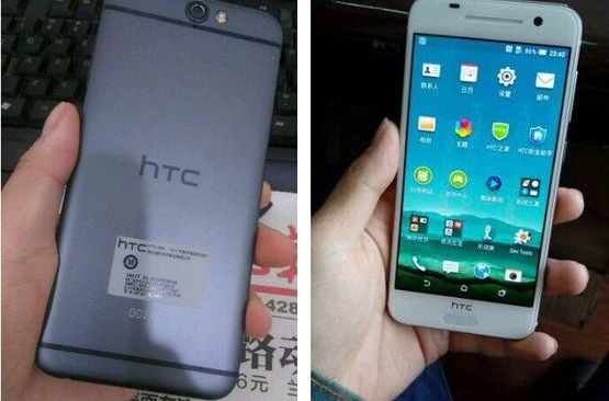 HTC One A9: new images indicate similarity with IPhone 6