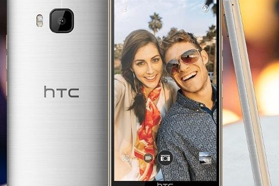 HTC launches One M9e in China