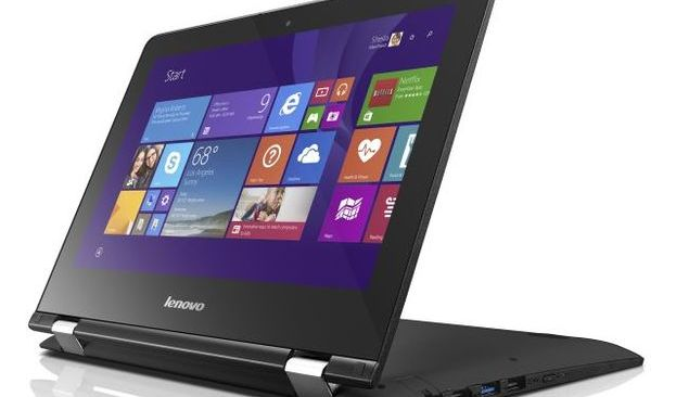 Lenovo Yoga 300 and Yoga 500 - convertible entertainment laptops