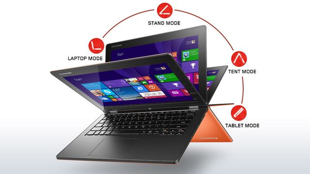 Tech China News Lenovo Yoga 300 And Yoga 500 Convertible