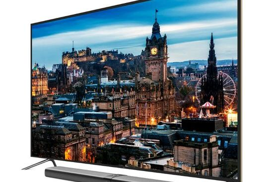 Xiaomi Mi TV 3 - Smart TV with Android and 4K screen 60-inch