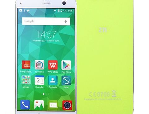 ZTE Blade S7 specifications and price