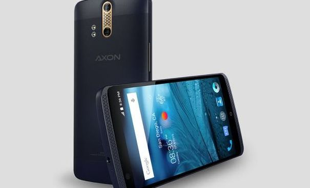 ZTE announces 64GB Axon for US