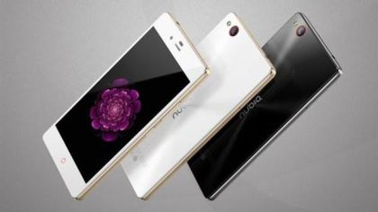 Nubia Z9 Max Elite and Nubia Z9 Mini Elite - new versions of ZTE