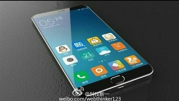 Xiaomi Mi 5: new photos and specifications