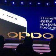 Oppo F1 Plus: selfie smartphone with 4GB RAM