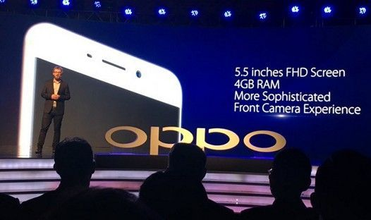 Oppo F1 Plus: selfie smartphone with 4GB RAM