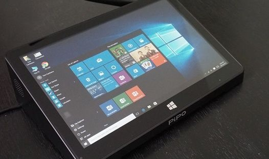 Pipo X9S: Mini-PC with touch screen, new Atom SoC and 4GB RAM