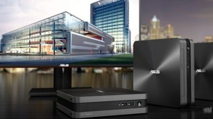 Review ASUS VivoMini VC65: the most compact nettop for 4 drive