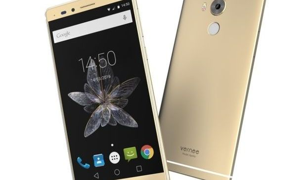 Vernee Apollo: processor Helio X20, 6GB of RAM and shocking price $399.99