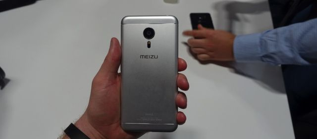 Official: Meizu MX5e - cheaper analogue of flagship smartphone