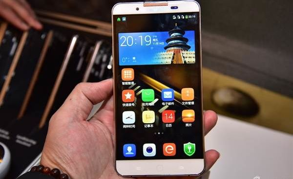 Phablet CoolPad Bodum will cost $ 740