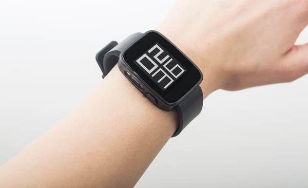 GOCLEVER CHRONOS ECO - SmartWatch worth € 130