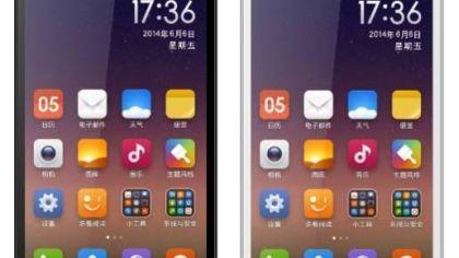 Kingsing T8 clone of Xiaomi Mi4