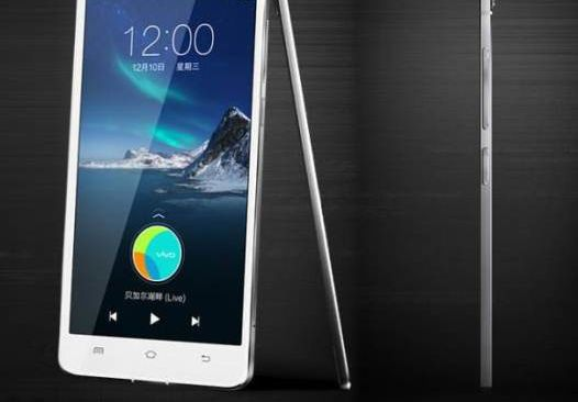 Vivo X5 Max announced officially with 4.77 mm