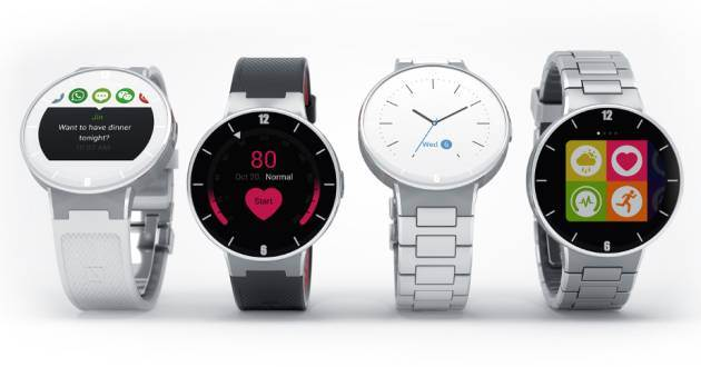 Alcatel Onetouch Watch the first Chinese company smartwatch