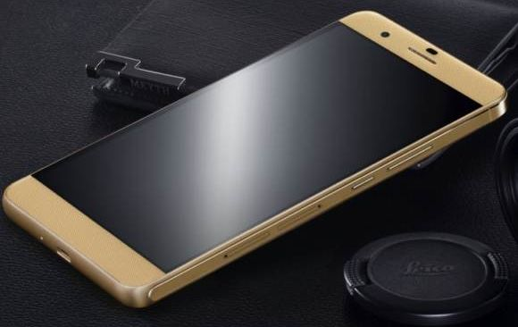 Honor 6 Plus Gold Edition is already available