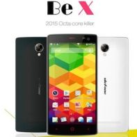 Ulefone Be X - smartphone with eight hearts