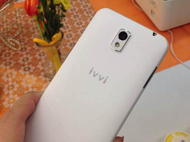 Coolpad IVVI K1 Mini smartphone with 4.7 mm thick