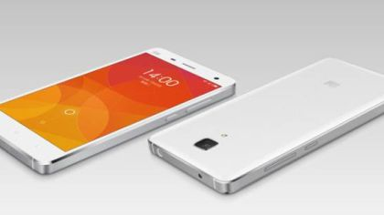 Xiaomi Mi4 16GB is for sale without registration in India from today