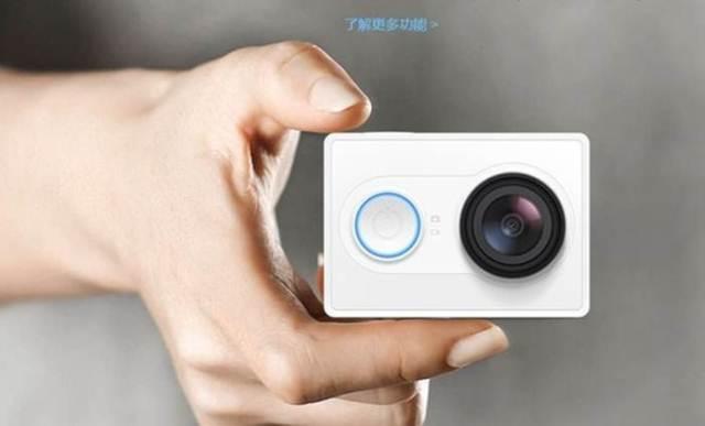 Xiaomi announces Yi Sport Camera that challenge GoPro