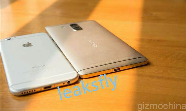 There are new pictures of ZTE Nubia Z9